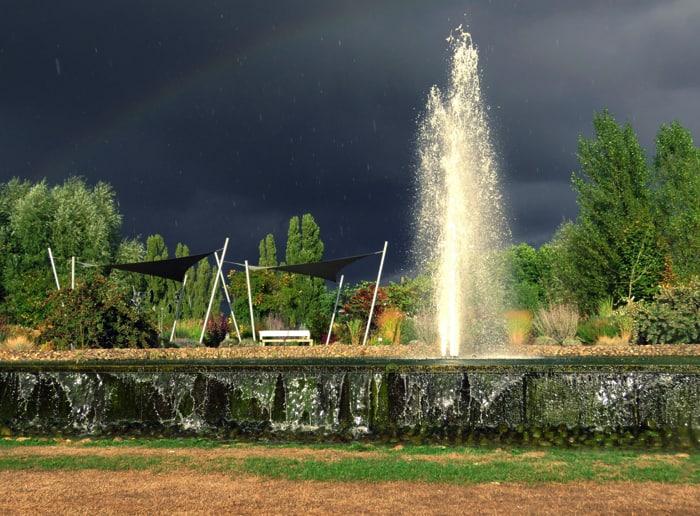 Jardin des traces - Concours photos -